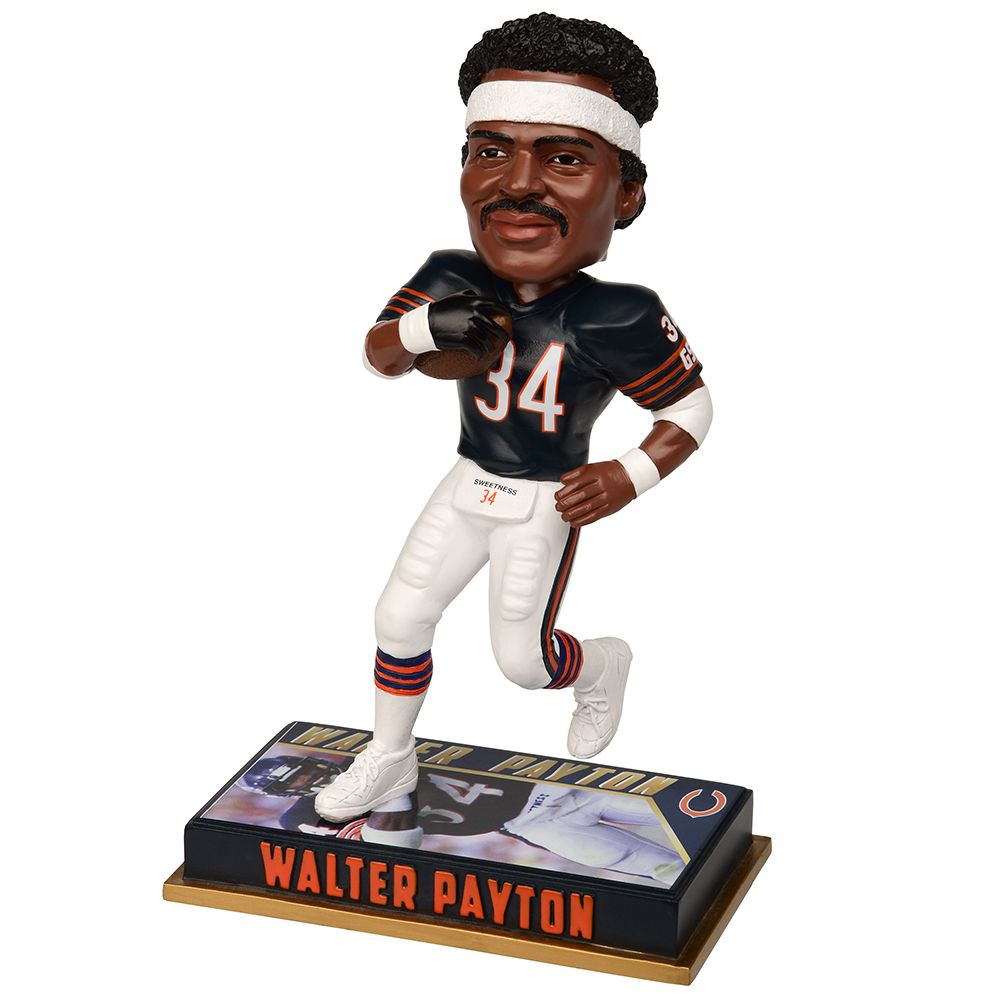 c01a1c95fd3 Walter Payton Chicago Bears Limited Edition Bobblehead By Forever  Collectibles