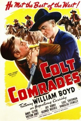 Download Colt Comrades Full-Movie Free