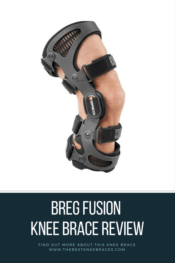 Pin on ACL Knee Braces & More