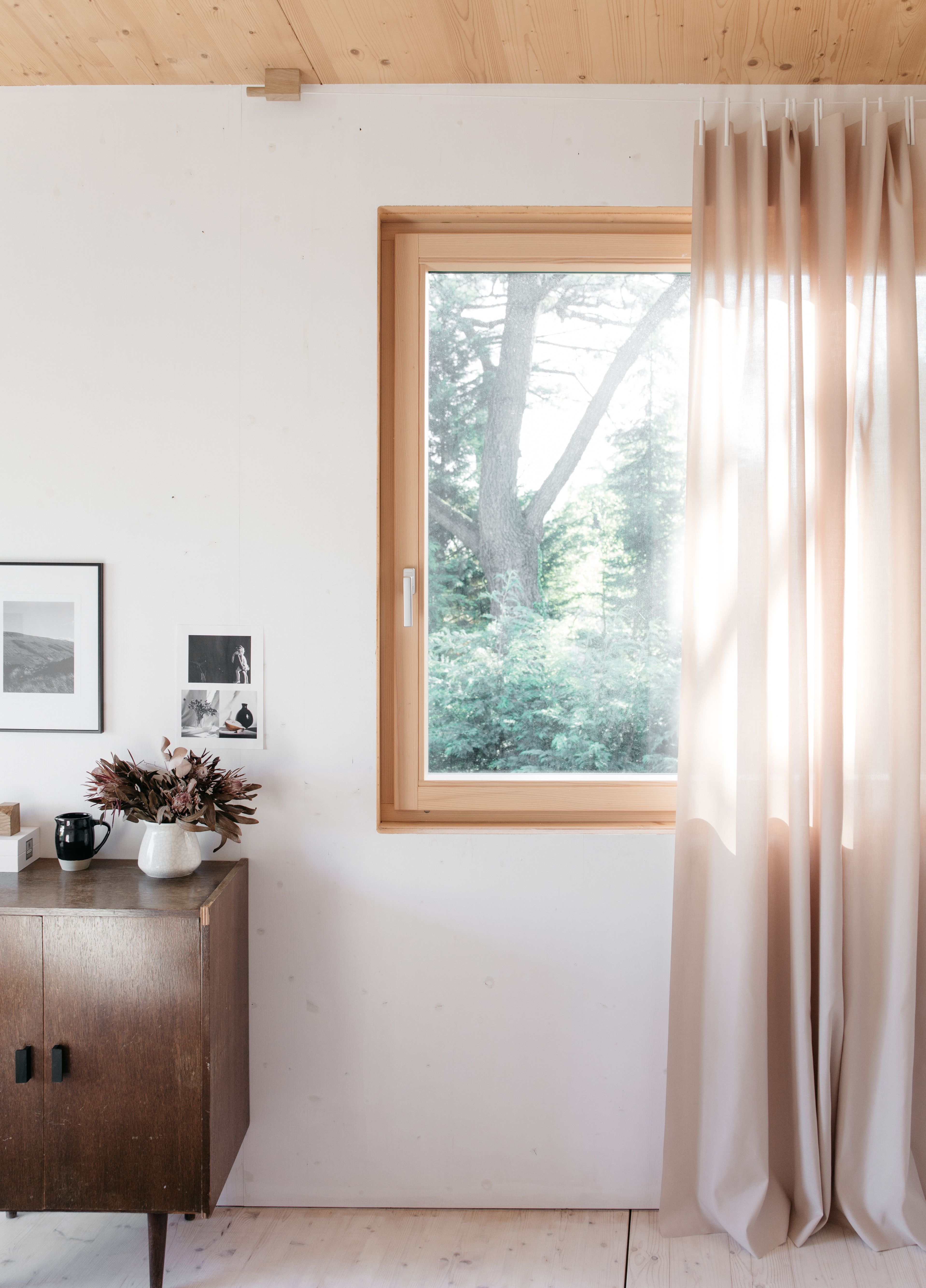Scandinavian Ready Made Curtains A Scandinavian Setting The Ready Made Curtain By Ronan Erwan