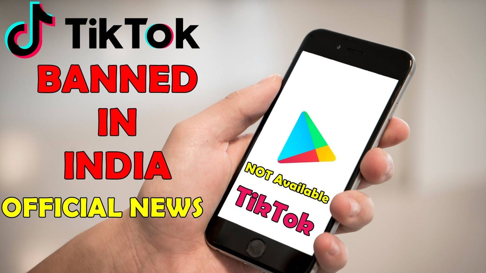 Tiktok Banned In India Removed From Google Playstore In India Social News Playstore Entertaining How To Remove