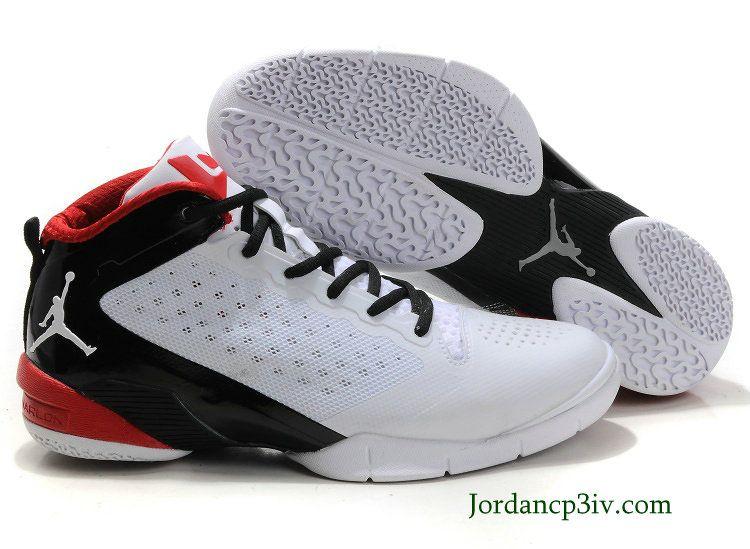 new concept 51af4 71437 Jordan Fly Wade II White Black Red 479976 101 Basketball Shoes  63.99