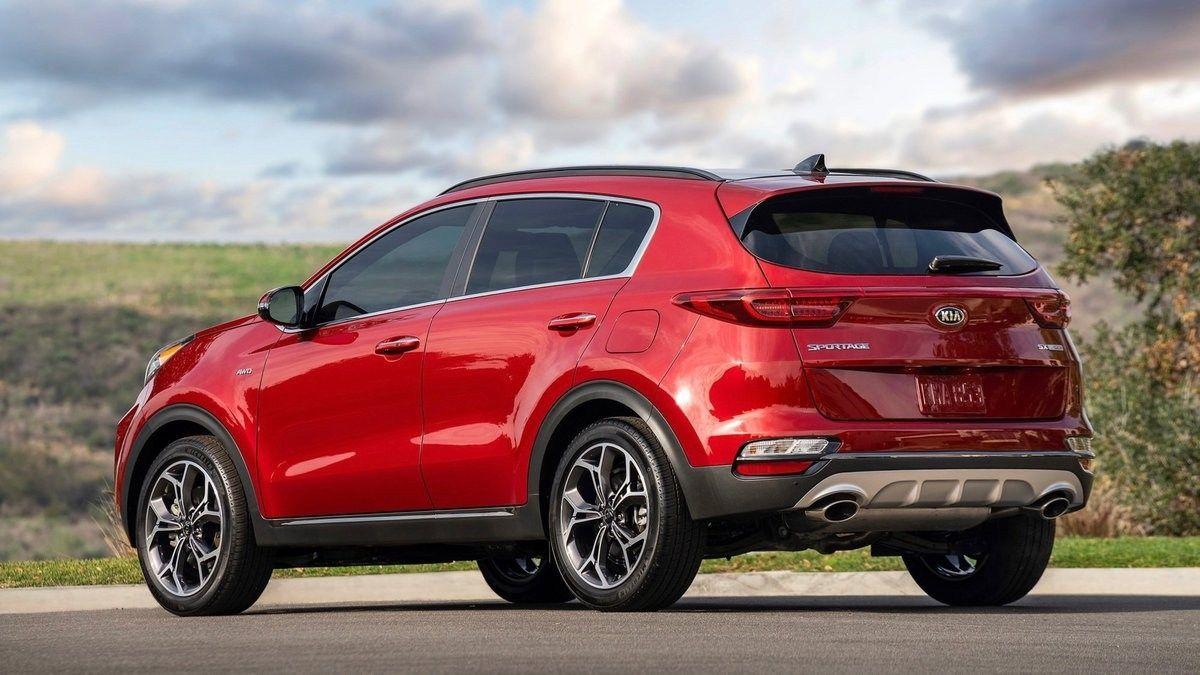 2020 Kia Vehicles First Drive Sportage, Kia