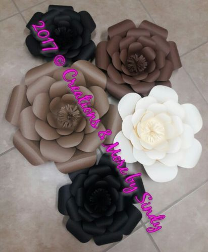 Flower embellishments 160734 paper flowers buy it now only 38 flower embellishments 160734 paper flowers buy it now only 38 on ebay mightylinksfo Choice Image