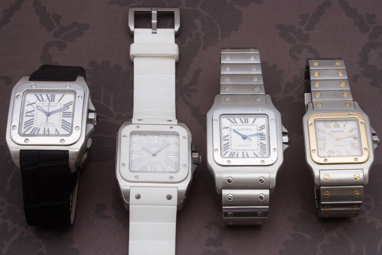 Santos Cartier Watches for Men