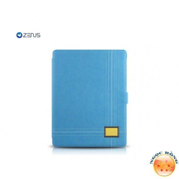 Bao Da iPad Zenus Masstige Color Point Foilo Series được hãng sản xuất hoàn toàn thủ công trên mọi công đoạn cắt, lắp ráp và khâu. Được thiết kế hết sức sáng tạo cho với 2 chế độ rảnh tay rất thuận tiện. dùng được cho cả ipad 4, ipad 3, ipad 2