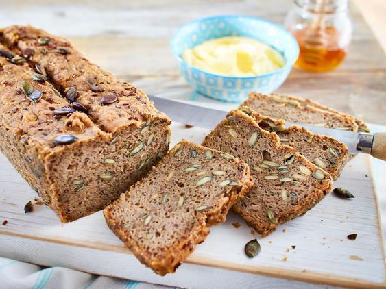 Glutenfreies Brot backen – so gehts!