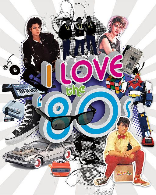 Music And Gossip Land: My Love For 80's Music And