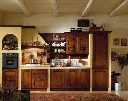 Muebles para cocinas modelos de cocinas cocinas campestres - Modelos de cocinas rusticas ...