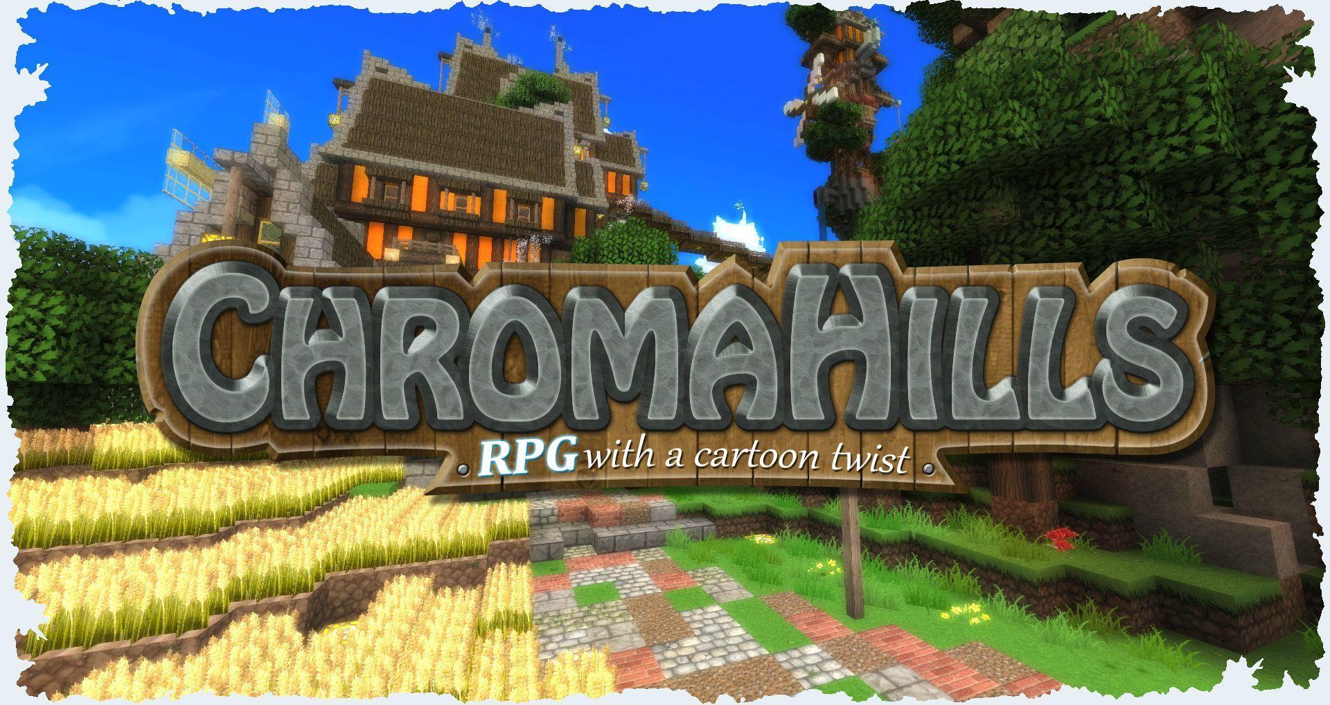 Chroma Hills Resource Packs 1 12