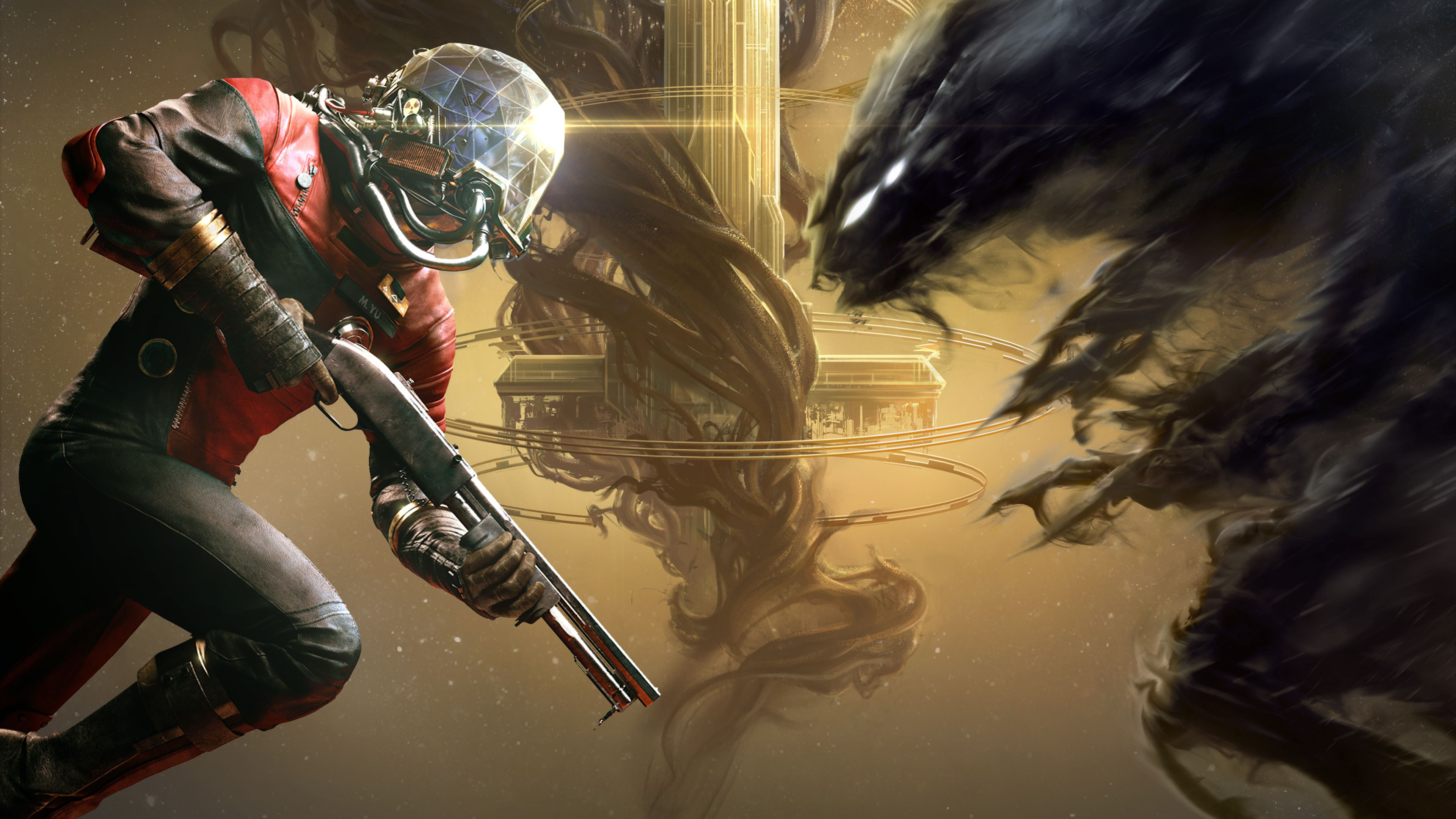10 Latest Ps4 Games Wallpaper Hd Full Hd 1080p For Pc Background Kratos God Of War God Of War Concept Art World
