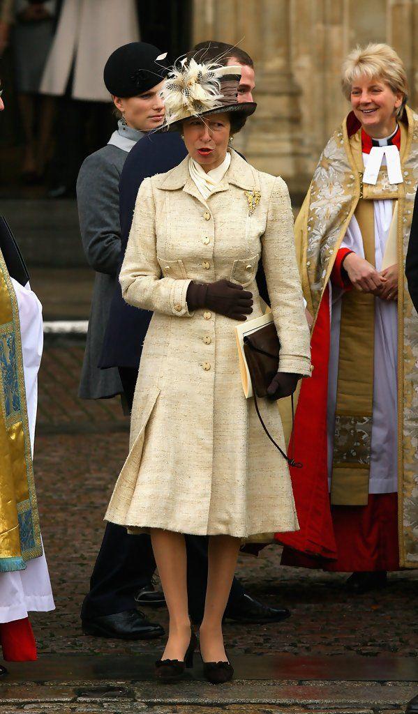 Princess Anne Photos Photos The Queen and Duke Of
