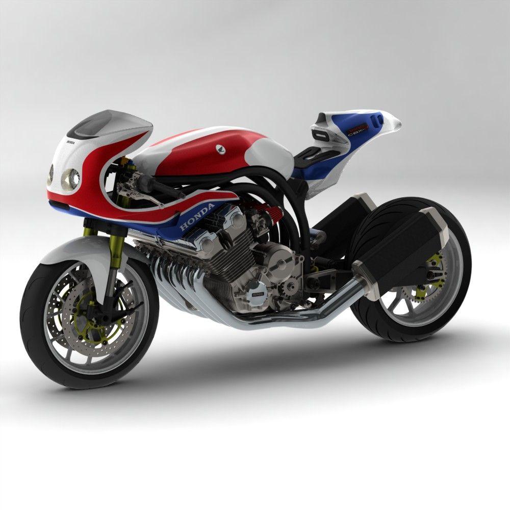 1000 cbx r image 4 motos motos peinture moto et moto. Black Bedroom Furniture Sets. Home Design Ideas