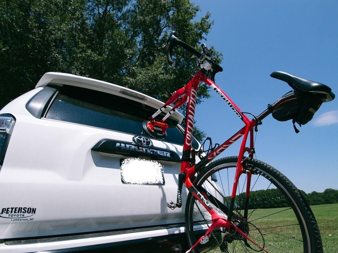 Kupper Mounts Next Generation Bike Rack With Images Bike Rack