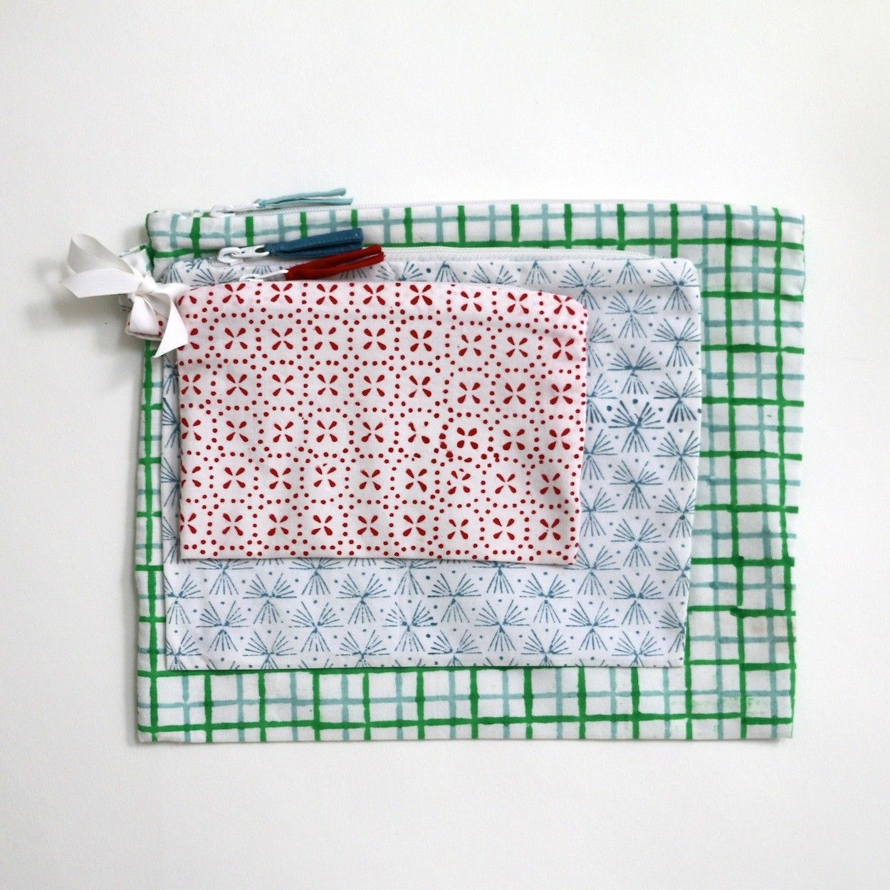 Cosmetic Pouches S/3