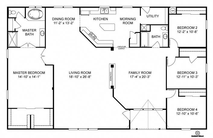 Clayton homes home floor plan manufactured modular mobile  doutdoorkitchendesignsfloorplans   also rh pinterest