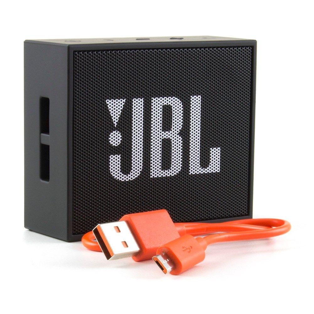 Caixa de Som Portátil JBL Go Wireless - PremierShop