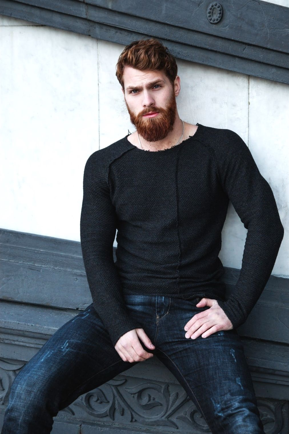 How To Make The Most Of Fashion In Your Daily Life Red Hair Men Redhead Men Red Beard