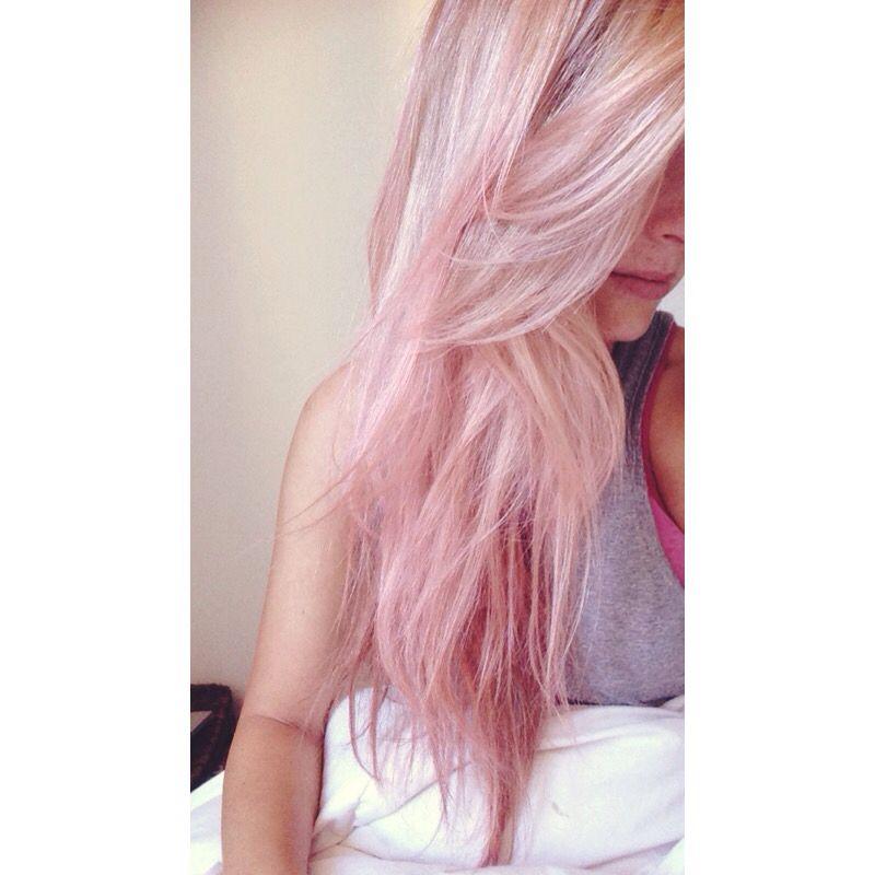 Ion brilliance rose   Rose hair color Pink hair Mermaid hair