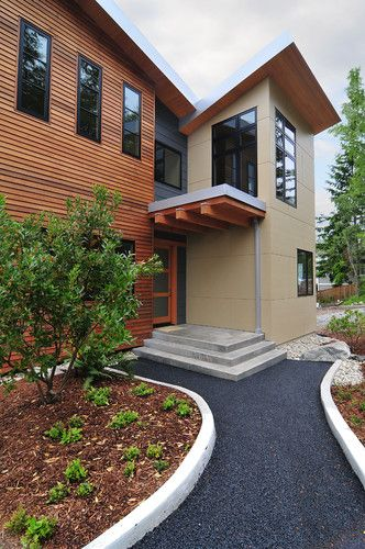 Best Modern Home Front Steps Design Pictures Remodel Decor 400 x 300