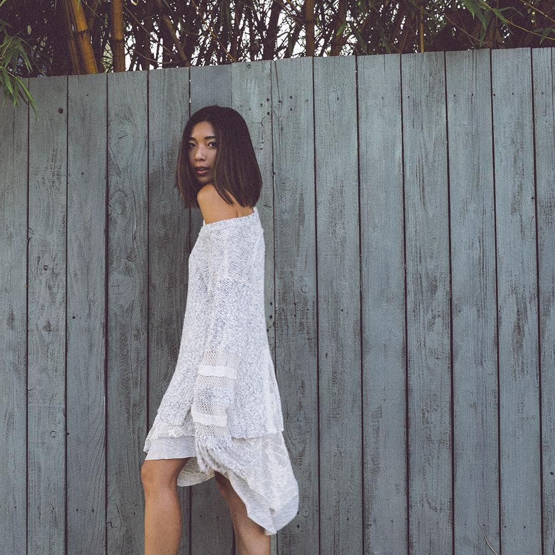 "Stephanie Liu on Instagram: ""The look on Honeynsilk.com"""