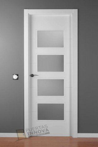 Cat logo puertas lacadas blancas puertas innova s l u - Puertas blancas lacadas ...