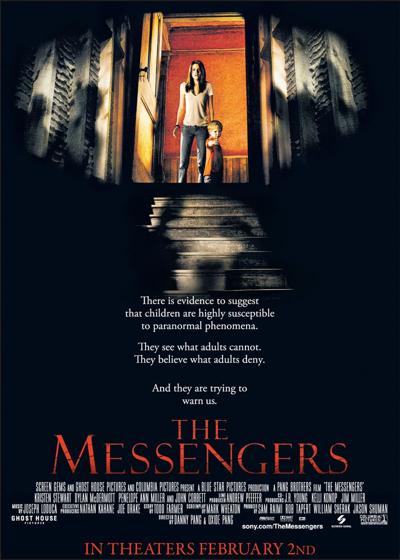 The Messengers (2007) Horror movies, Iconic movies