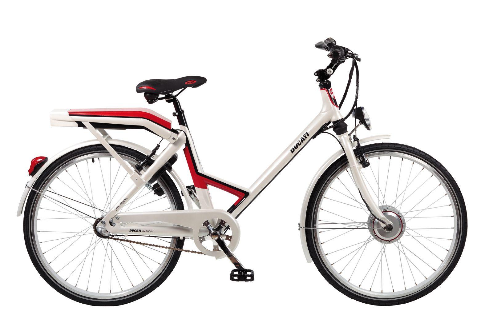 Ducati Italwin Electric Bicycles