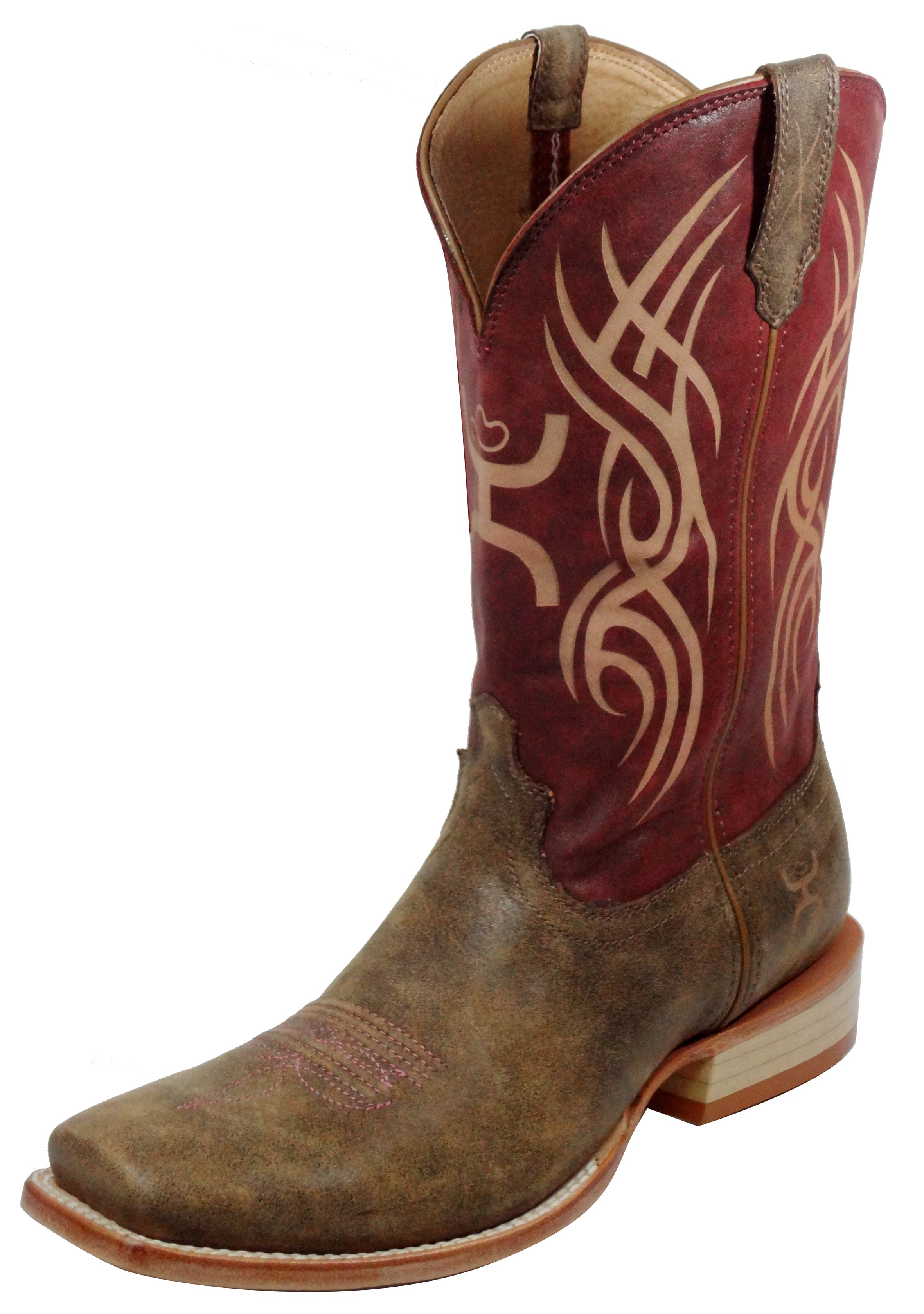 07e9d4c9f53 Twisted X Boots - Hooey Collection Men's - MHY0008 | Hooey ...