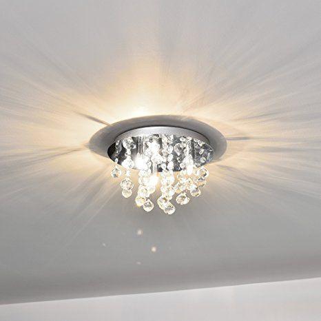 Lüster Deckenleuchte / Deckenlampe - Trio - von luxpro - wohnzimmer deckenlampen design