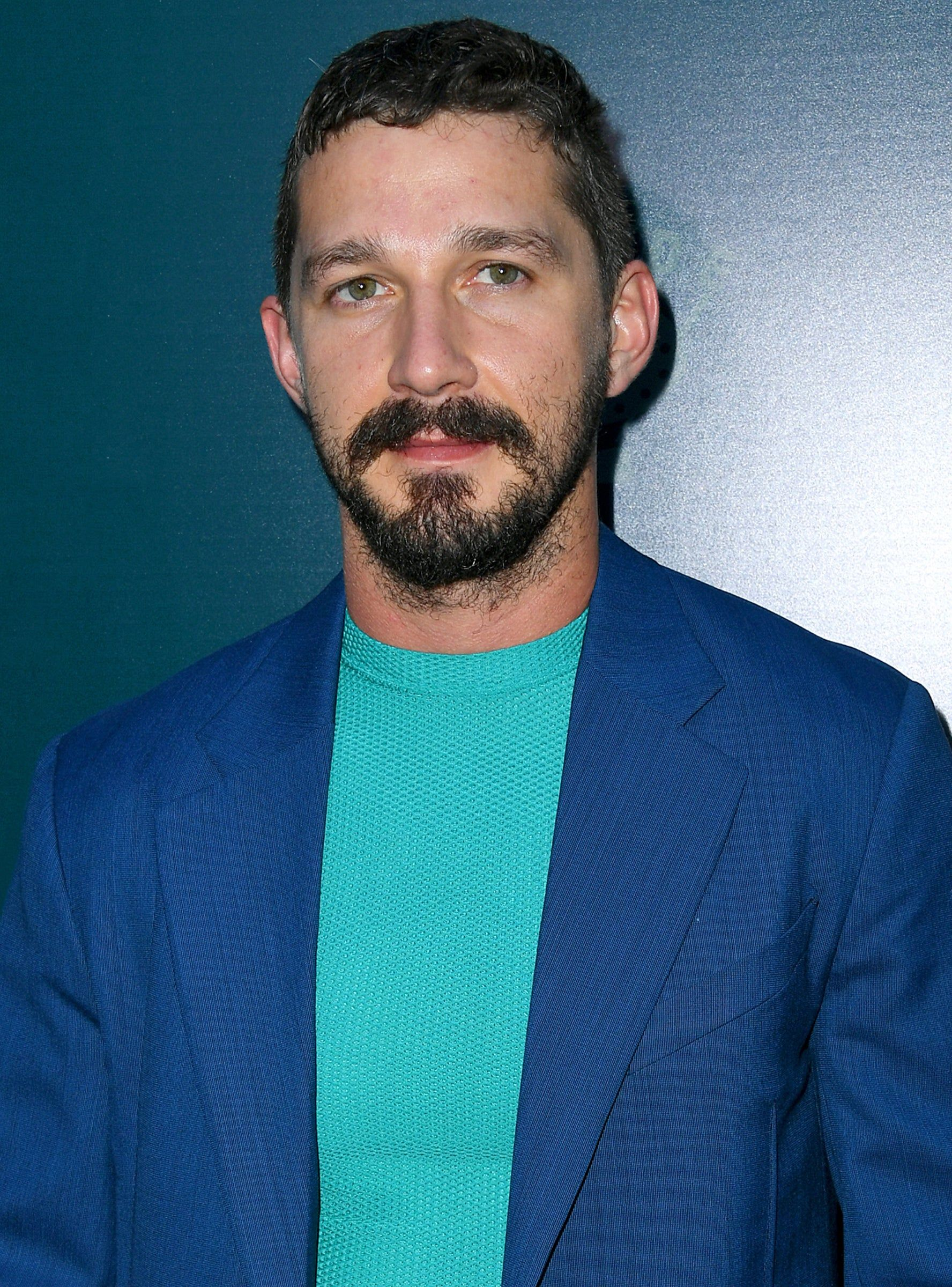 A Brief History Of Shia LaBeouf Falling For His Costars