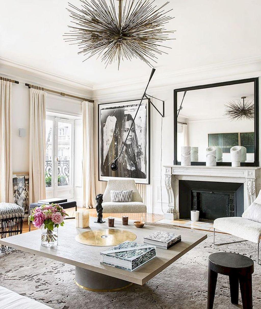 44 Modern Bohemian Living Room Ideas for Small Apartment | Pinterest ...