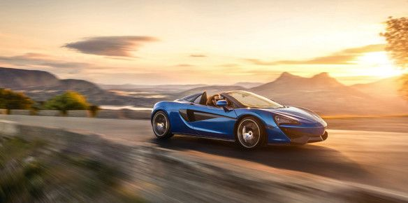 Celest Lifestyle - McLaren Reveal 570S Drop-Top Spider Ahead of Goodwood 2017 * * * * * * ❤️ ❤️ ❤️ Double tap of you like beautiful cars ❤️ ❤️ ❤️
