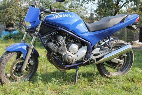Verkaufe Yamaha XJ 600 in Brandenburg Rutenberg eBay