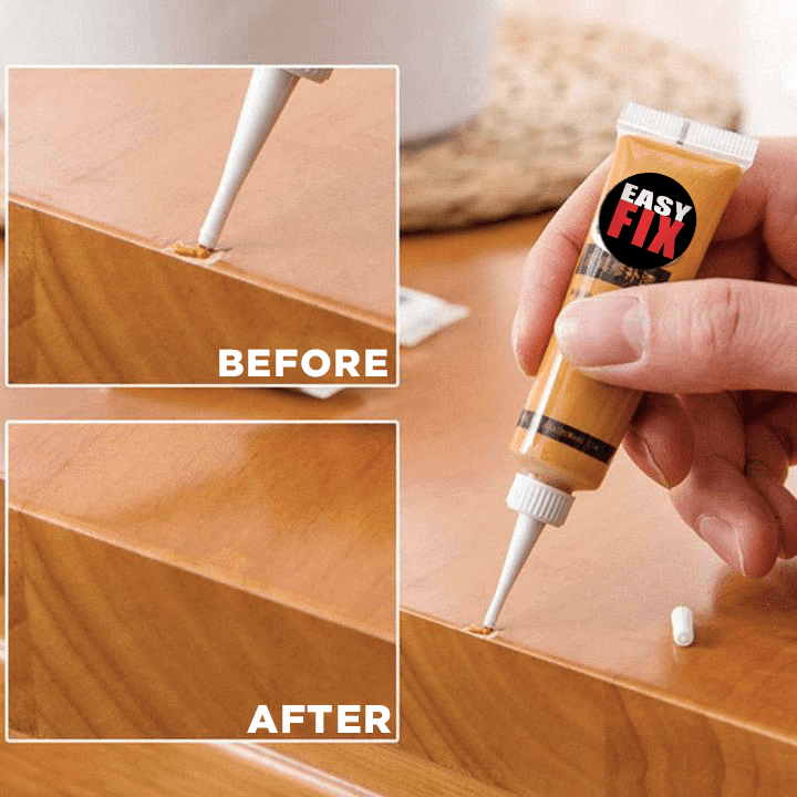 The Easy Fix™️ Wood Furniture And Floor Repair Kit