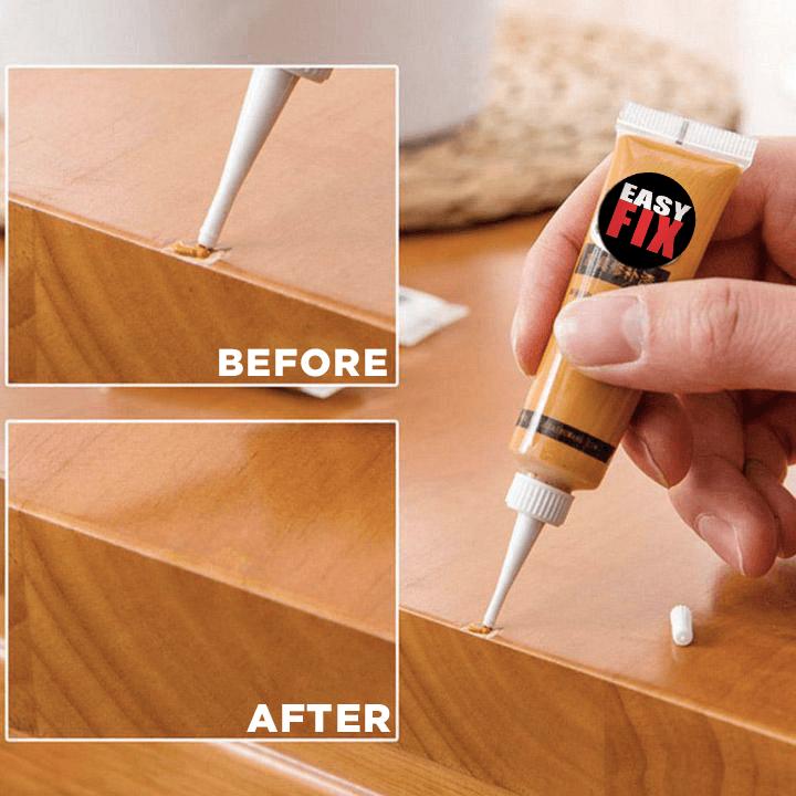 The Easy Fix™️ Wood Furniture And Floor Repair Kit