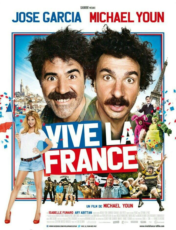 Vive La France Cinema Posters Streaming Movies Comedy Films