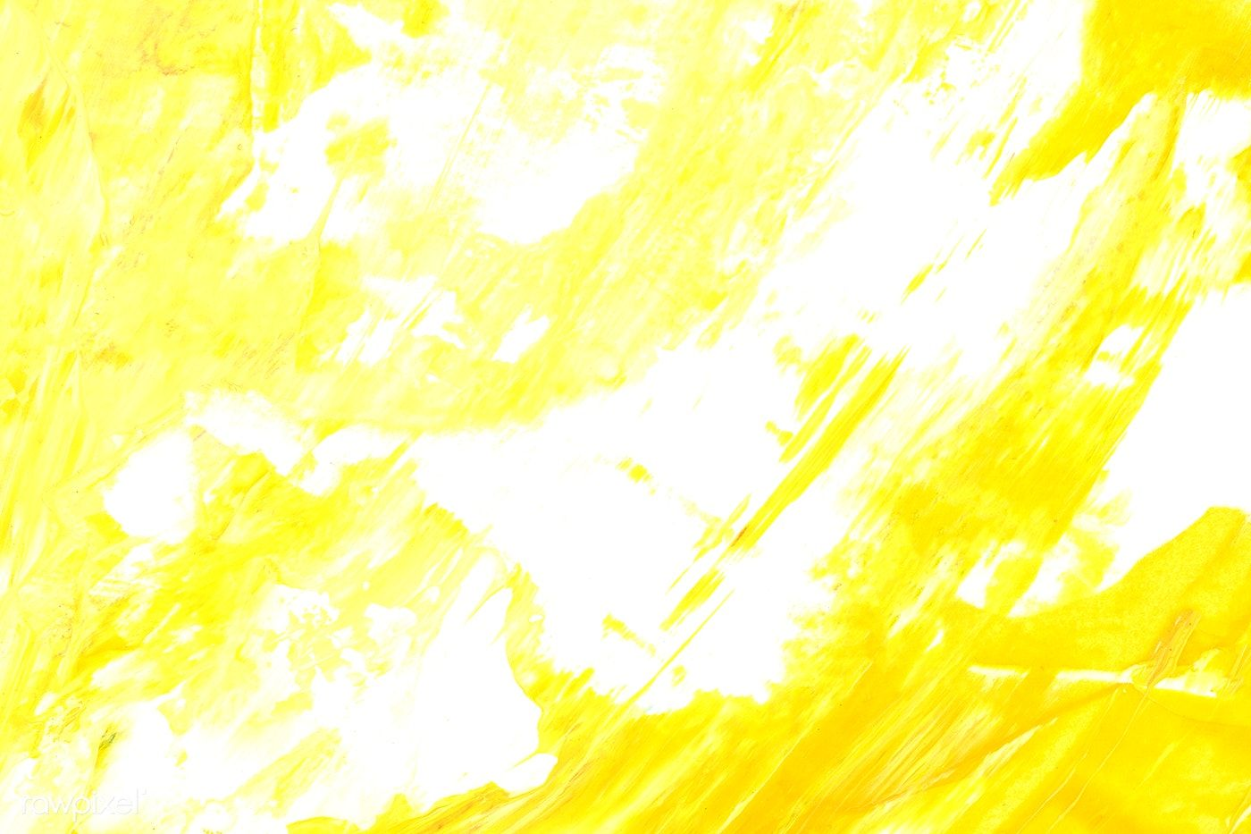 Yellow And White Brush Stroke Textured Background Free Image By Rawpixel Com Ake Brush Strokes Painting Brush Strokes Stock Images Free
