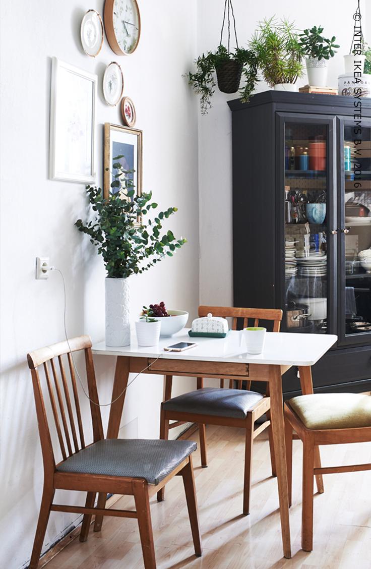 Pas Assez D Espace Dans La Maison Pour Y Mettre Une Grande Table