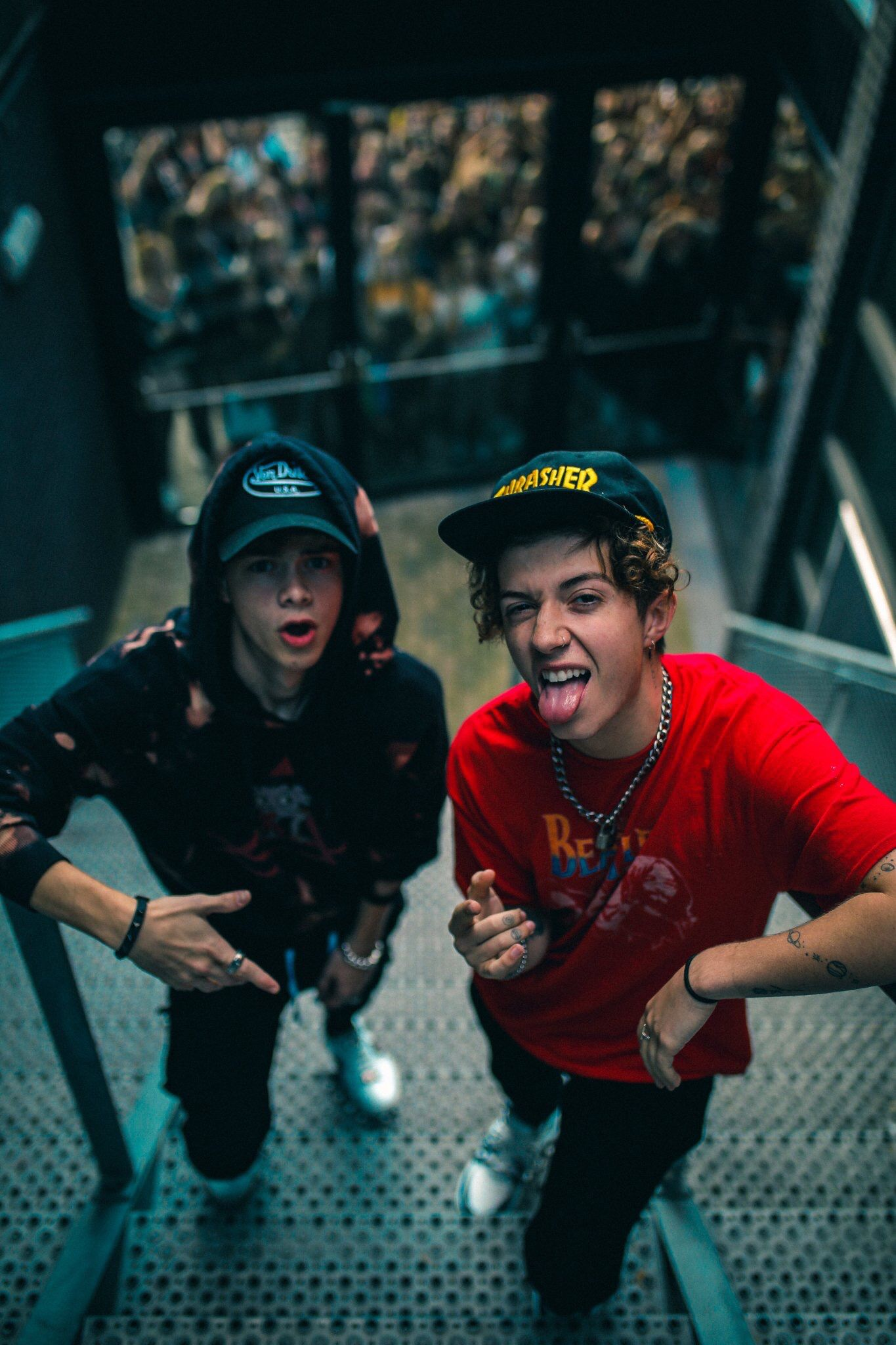 Pin by Ashley on why don't we | Jack avery, Corbyn besson, Zach herron