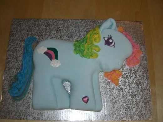 My Little Pony Cake Pan Kawaii Pinterest Pony cake and Pony party