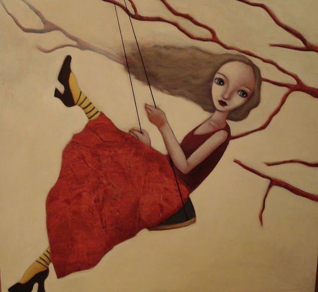 O Tapete Vermelho da Imagem: Images Red Carpet: Andar de baloiço IV / On the swing IV