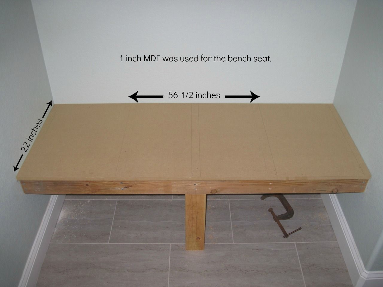 Mudroom Bench How To Diy Mdf Diy Mudroom Bench Mudroom Bench Mudroom Bench Plans