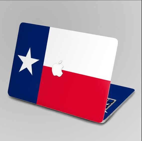 Cover your laptop with the greatest state in the USA!