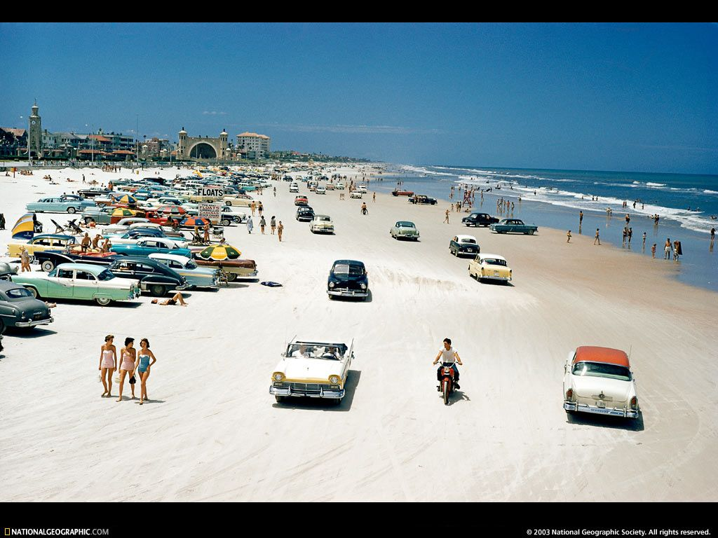 Daytona Beach Florida Owned A Rental Condo Right On The Beach Only Stayed A Couple Of Times What Fun Daytona Beach Florida Daytona Beach Florida Beaches
