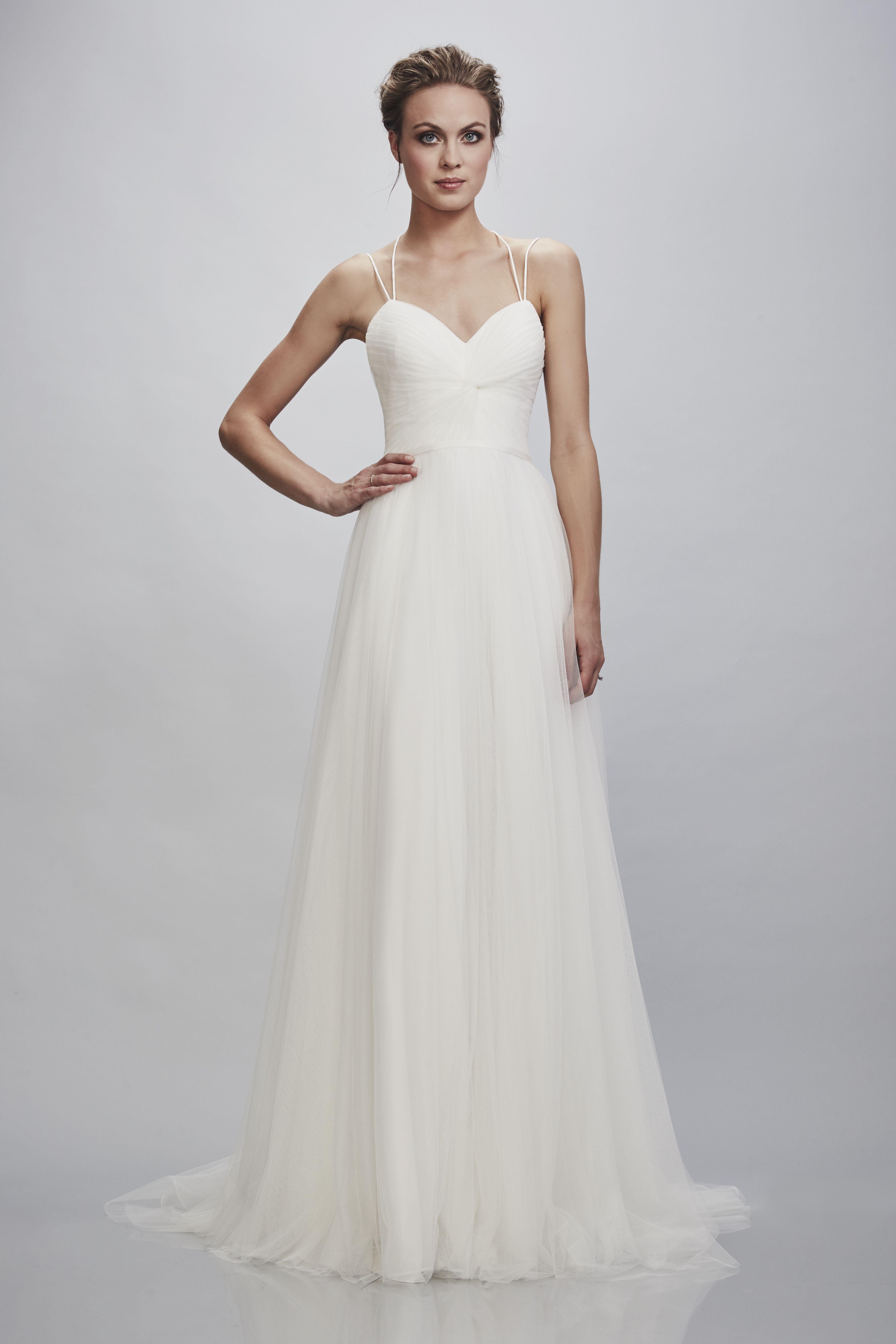 Theia wedding dresses  Sabrina Bridal Gown  THEIA Bridal  Wedding dresses  Pinterest