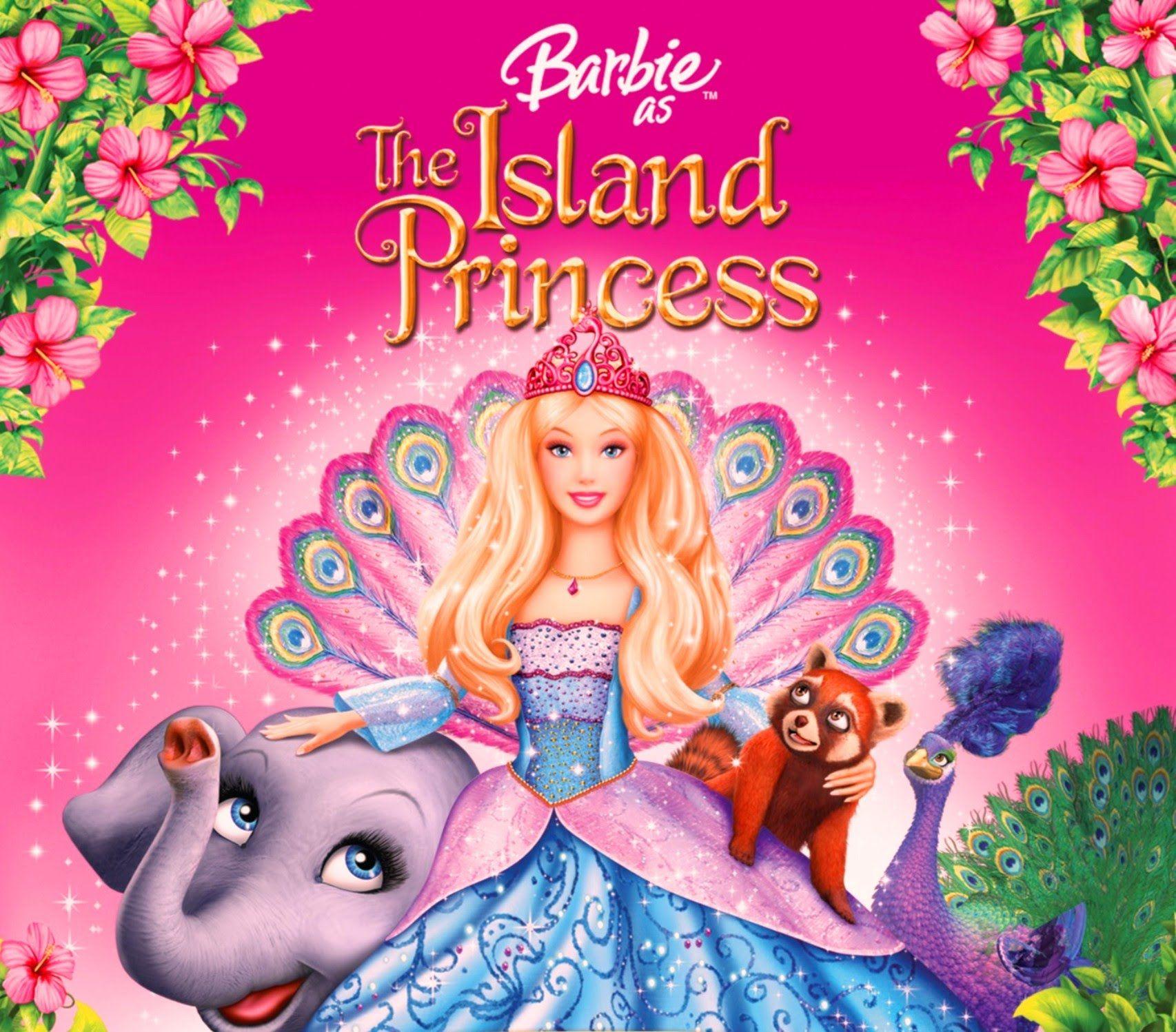 Barbie as The Island Princess(2007)★ Barbie Movie Full in