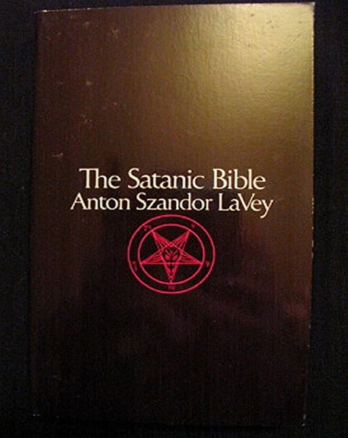 The Satanic Bible Free Ebook Download And Info Online The