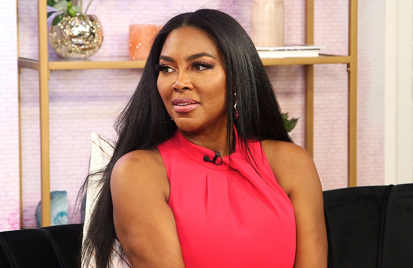 Kenya Moore Takes Baby Brooklyn Daly To Paris For Her