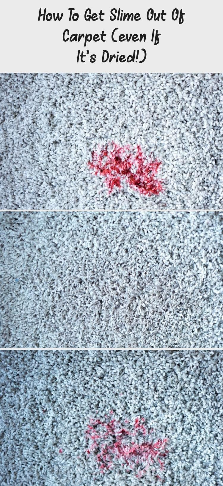 How To Get Slime Out Of Carpet Very Easy Cleaning Tip For How To Get Dried Slime Out Of Carpet It S Easy To Remove In 2020 Carpet How To Clean